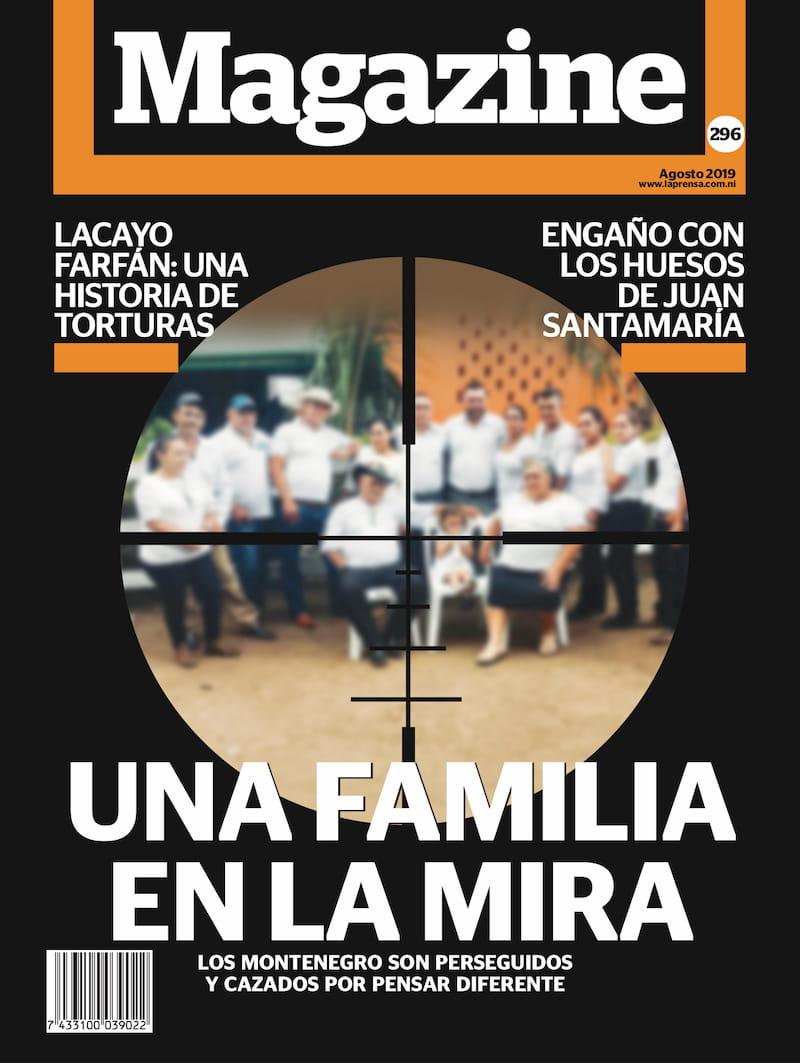 Portada Revista Magazine 296