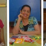 Heyling Pichardo, Martha Lorena García, Juan Pacheco