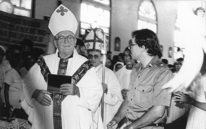 FOTOS DE LA PRENSA/ SERGIO LEÓN C./ ARCHIVO/ CORTESÍAS DEL VICARIATO APOSTÓLICO DE BLUEFIELDS