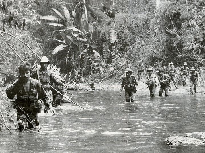 Fotos de Archivo personal de Oscar Navarrete