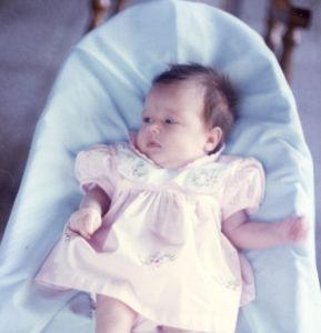 Adriana Dorn es la menor de cinco hermanos.