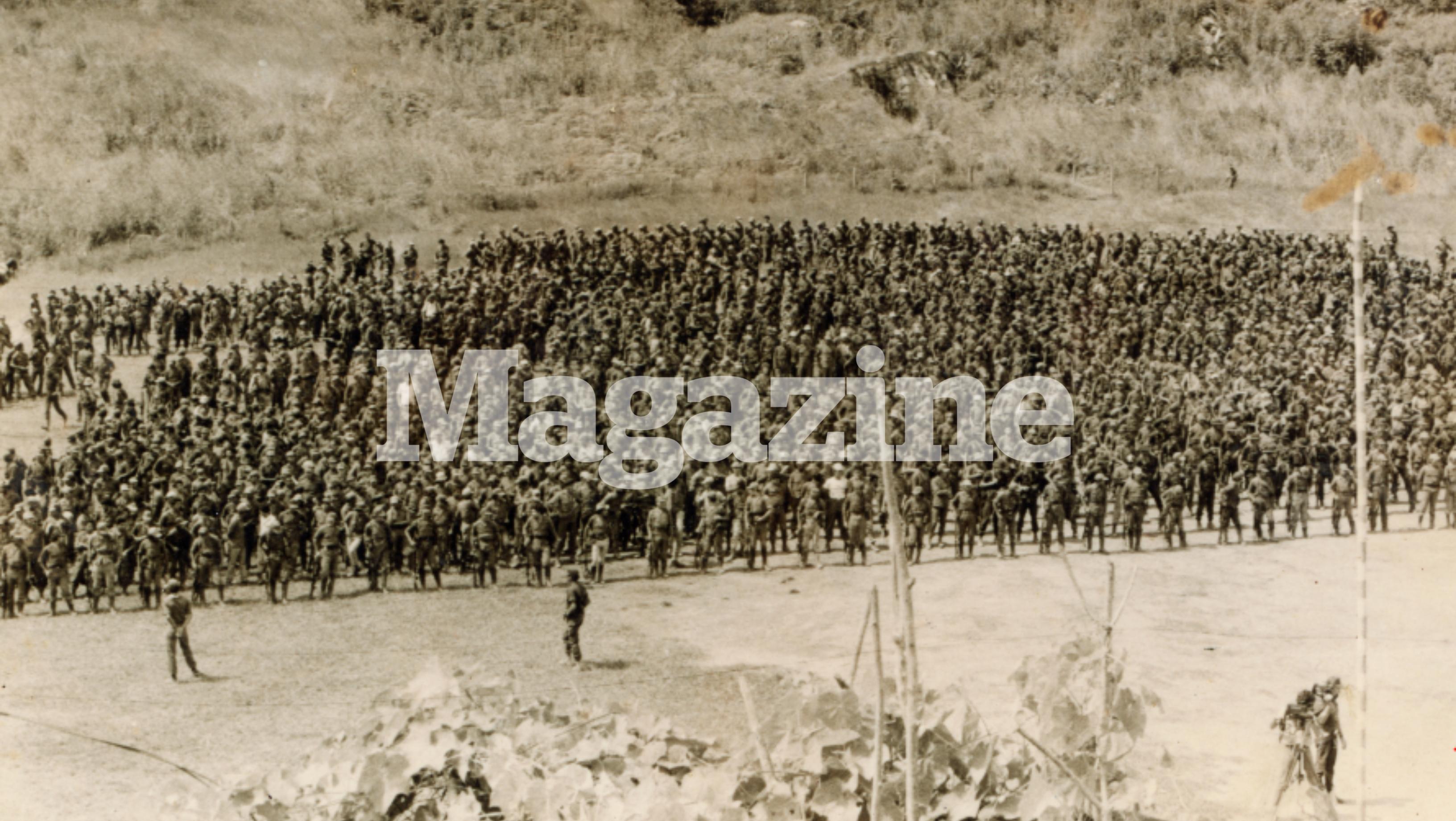 Eran campesinos descontentos con una revolución que estaba empezando. Luego se les unieron exguardias somocistas y exguerrilleros sandinistas. LA PRENSA/ARCHIVO