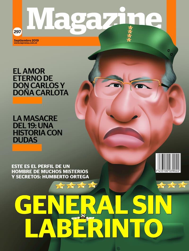 Portada Revista Magazine 297