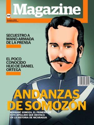 Portada Revista Magazine 298
