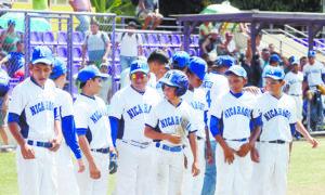 Torneo panamericano de beisbol infantil sub-12 en el estadio Rob