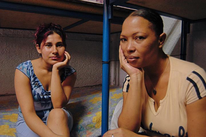 Dora Juco y Juana Reyes, las únicas mujeres ilegales