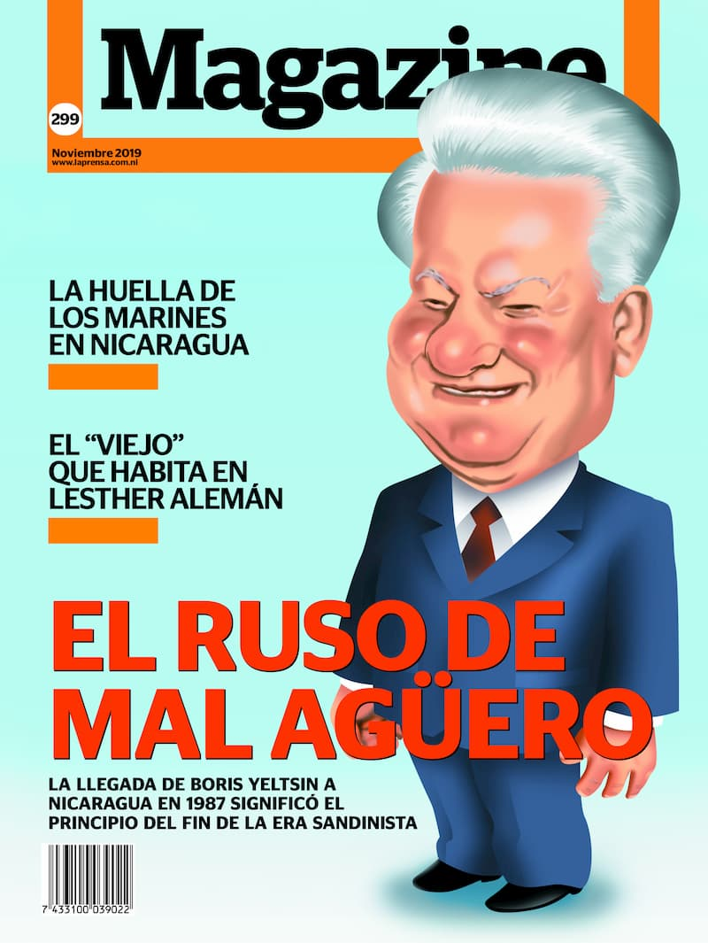Portada Revista Magazine 299