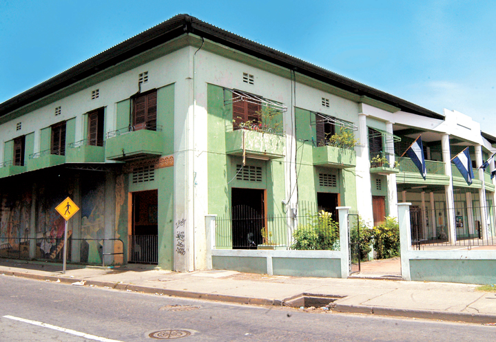 Centro Cultural Managua