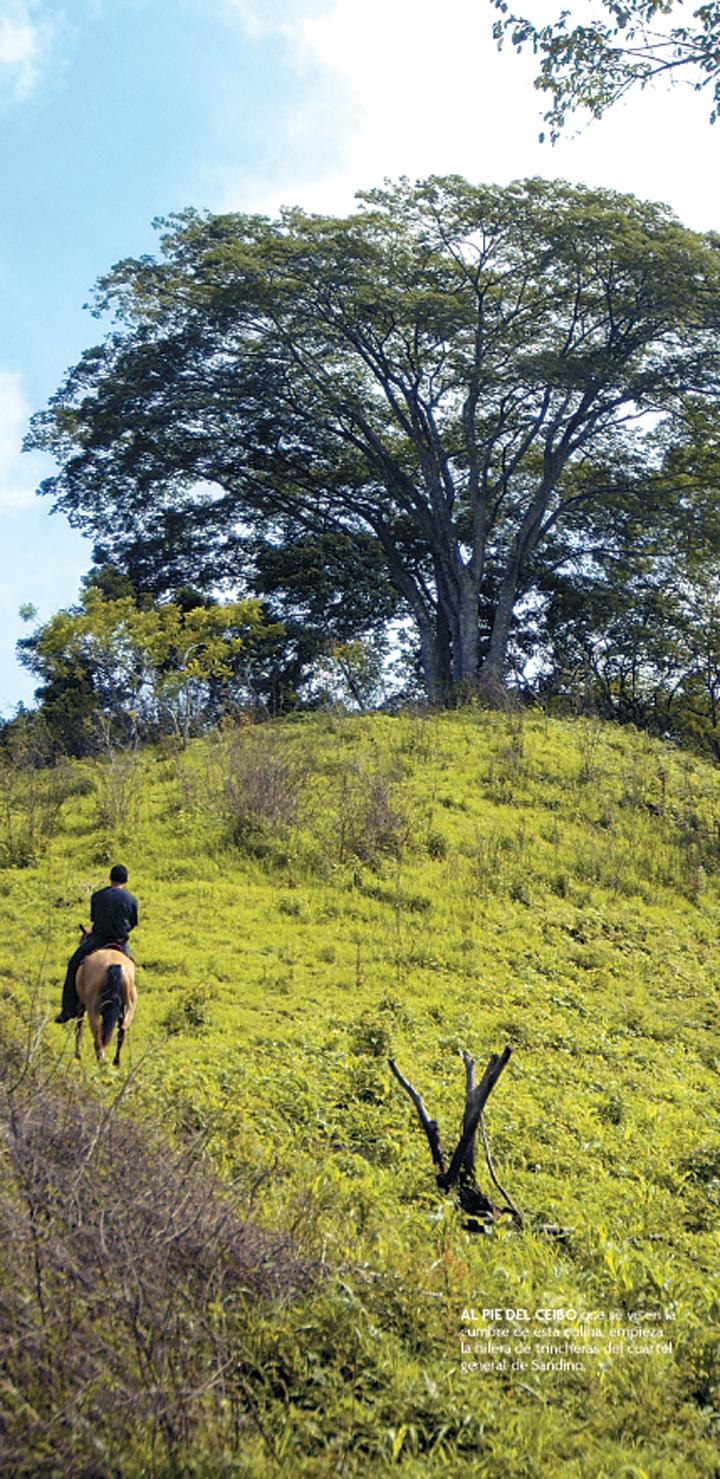Viaje a El Chipote
