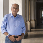 Cirilo Otero, sociólogo y ex catedrático de temas socioeconómicos y políticos. Foto: Jader Flores/Magazine