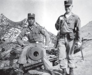 Armando Castro tenía 22 años cuando lo mandaron a Corea, ahí permaneció en el paralelo 38, punto en el que fue dividido el territorio en dos estados.