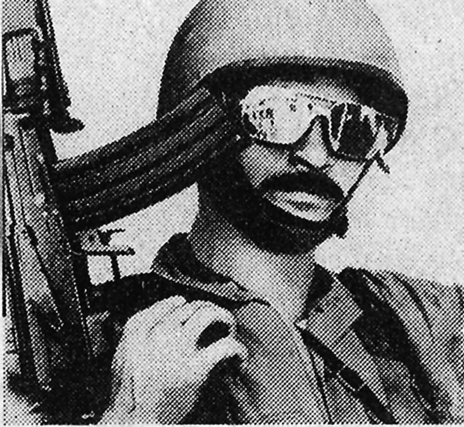 """Pablo Emilio Salazar, el comandante """"Bravo"""""""