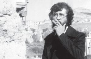 1981. En el Museo de Arte Abstracto en España.