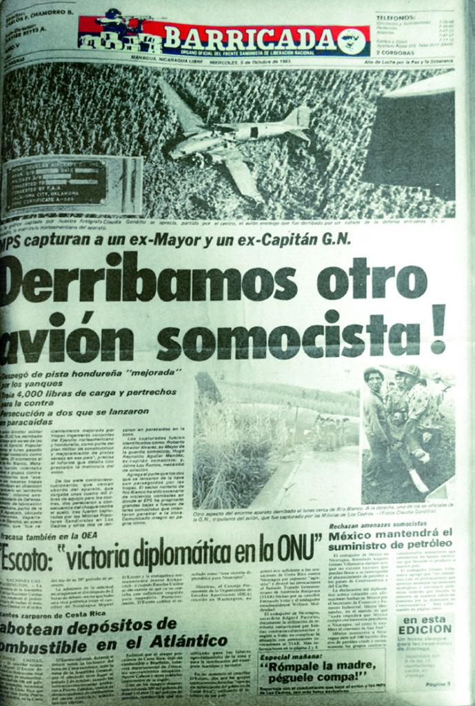 Testimonios de los años ochenta: el periódico Barricada