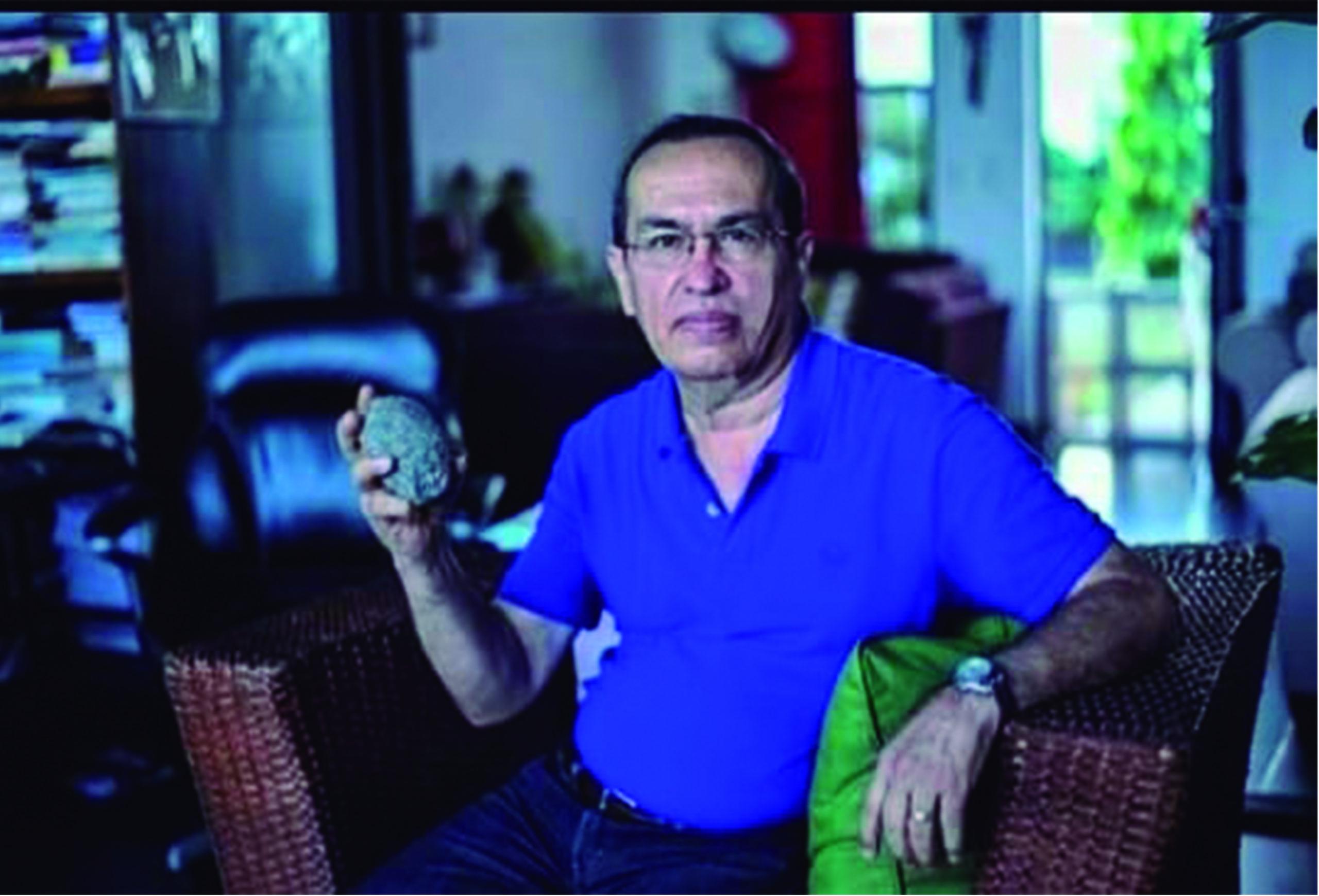 La piedra de Andrés Castro
