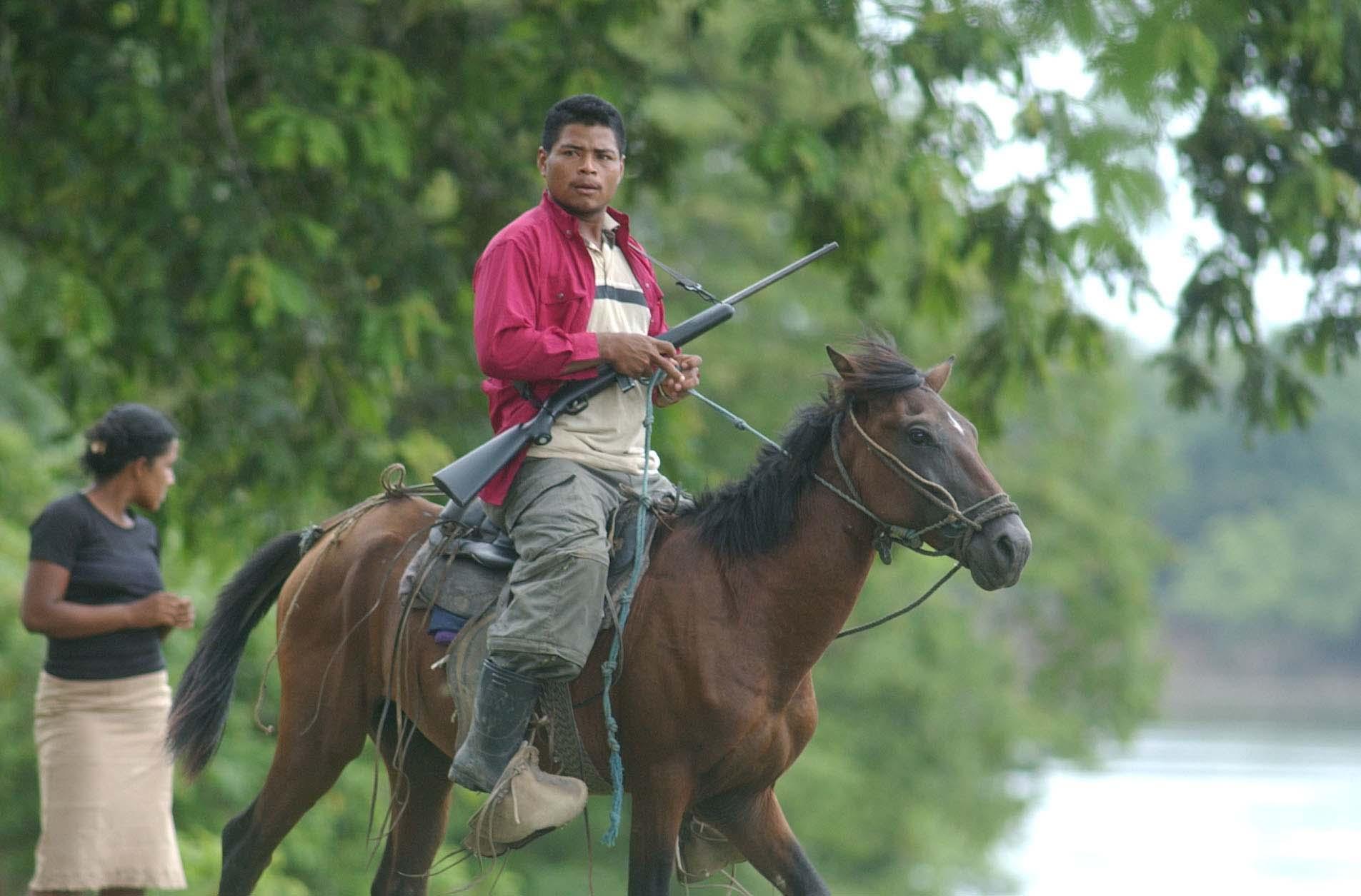 NICARAGUA: POBREZA EN ATLANTICO NORTE.